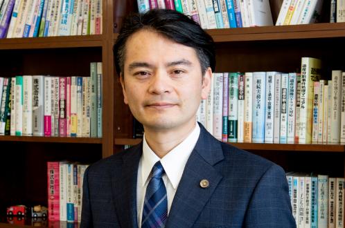 弁護士 せせらぎ法律事務所 小川 昌幸 画像