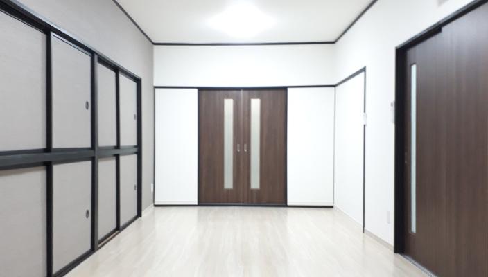 住宅の内装リノベーション 画像